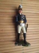 """KC1116   GENERAL MORAND """"tombant De Sa Chaise""""  : Figurine Genre KING & COUNTRY : Série Des Généraux De La Revolution Et - Militares"""