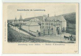 Ansemburg Neues Schloss Ansembourg Um 1900 - Sonstige