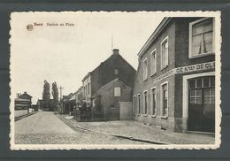 Originele Pk. BURST.- Station En Plein - Erpe-Mere
