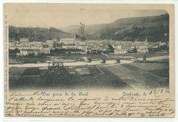 Diekirch Vue Prise De La Hard 1900 - Diekirch