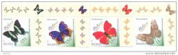 2013. Moldova, Exotic Butterflies, From The Collection Of Nationl Museum, Set, Mint/** - Moldavia