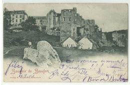 Beaufort Bei Befort 1901 - Diekirch