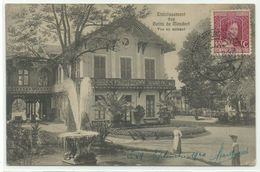 Mondorf Etablissement Des Bains Vue En Entrant 1920 - Bad Mondorf