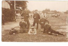 Truppenübungsplatz Altengrabow - Originalfoto - Voss Photograf Dörnitz - Soldaten, Truppen - Weltkrieg 1914-18 - Oorlog 1914-18