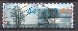 Pays-Bas 2007 Mi.nr: 2529-2530 Bäume Im Winter  Oblitérés / Used / Gestempeld - Oblitérés