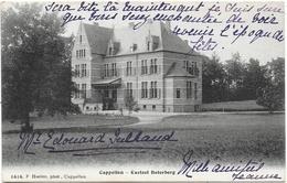 Cappellen NA4: Kasteel Boterberg 1912 - Kapellen