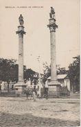 (CPA2309) SEVILLA. ALAMEDA DE HERCULES ... UNUSED - Sevilla