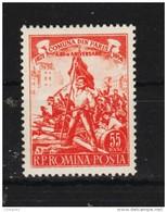 1956 -  85 Anniv. De La Commune De Paris Yv No 1450 Et Mi No 1577 MNH - Ungebraucht