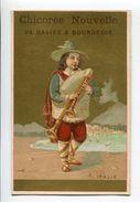 Cornemuse Chicorée Casiez Bourgeois Cambrai - Trade Cards