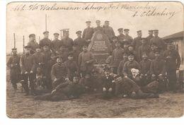 Astrup / Wardenburg / Oldenburg - Originalfoto - Soldaten, Truppen - Denkmal Weltkrieg 1914-18 - 1919 - Weltkrieg 1914-18