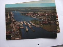 Duitsland Deutschland Schleswig Holstein Kiel Holtenauer Schleusen Und Hochbrücken - Kiel
