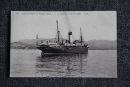 """Nos Courriers Maritimes : """" Le Liamone"""", Cie Fraissinet - Cargos"""