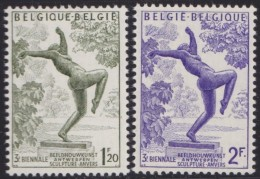 Belgie    .    OBP   .     969/970        .     **     .    Postfris ZONDER  Charnier    .  / .  Neuf SANS  Charniere - Belgio