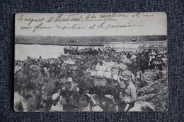 Campagne Du MAROC- 1912, RABAT, Embarquement Des Troupes. - Guerres - Autres
