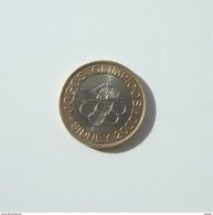 Lp PORTUGAL - 2000 - 200 Escudos - XXVII Olympic Games Sidney - Portugal