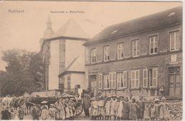 57 - ROHRBACH - NELS SANS NUMERO - GEMEINDE UND SCHULHAUS - TRES ANIMEE - France
