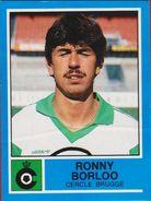 Panini Football Voetbal 87 1987 Cercle Brugge KSV Sport Sticker Nr. 96 Ronny Borloo (Ribbel) - Sports