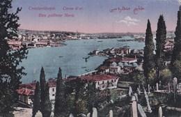 CPA : Constantinople (Turquie) Corne D'or,                    Ed       MJC - Turkey
