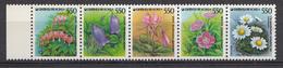 Corée Du Sud 1987 Mi. Nr: 1504-1508 Blumen   Neuf Sans Charniere / MNH / Postfris - Corée Du Sud