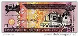 Dominican Republic 2006 - 50 Pesos Oro UNC - Dominikanische Rep.