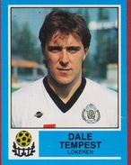 Panini Football Voetbal 87 1987 KSC Lokeren Sticker Nr. 234 Dale Tempest South China AA Fulham FC Huddersfield Town - Sports