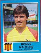 Panini Football Voetbal 87 1987 Belgie Belgique KV Mechelen Sticker Nr. 249 Ronny Martens (Ribbel) - Sports