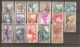 Italia-Italy Yvert Nº 573-89 (usado) (o) - 1946-.. République