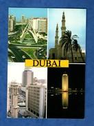 United Arab Emirates Emirats Arabes Unis Dubai  Carte Multivues - Dubai