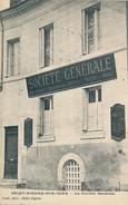 Saint Aignan Sur Cher (41 Loir Et Cher) La Société Générale - Phot Aubé à Saint Aignan - Saint Aignan