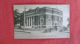 Hernando County Court House-- Brooksville  Florida   Ref 2713 - United States