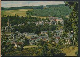 °°° 9026 - GERMANY - BERLEBURG - KNEIPP UND LUFTKURORT - With Stamps °°° - Germania