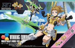Gundam : Winning Fumina 1/144 ( Bandai ) - SF & Robots