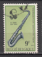 Belgique, Belgium, Instrument De Musique, Music Instrument, Saxophone, Sax - Musique