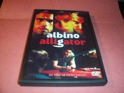 ALBINO ALLIGATOR   AVEC MATT DILLON  / FAYE DUNAWAY / GARY SINISE - Policiers
