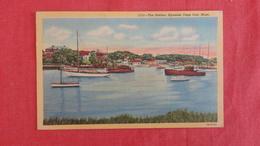 Massachusetts > Cape Cod  The Harbor Hyannis Ref 2713 - Cape Cod