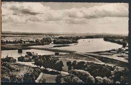 °°° 9046 - GERMANY - SPEYER - RHEINBRUCKE - 1962 With Stamps °°° - Speyer