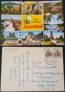 DAS SCHONE SAUERLAND - Multiview Burg Altena - Dechenhohle - Plettenberg - Sorpe-See - Mohne-See - Astenturm Vg - Germania