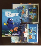 Thailand Personalized Stamp 2016 Disney Finding Dory (2) - Thailand