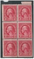 US  1926   Sc#634d  2c Booklet Pane  MNH**  2016 Scott Value $2.50 - United States