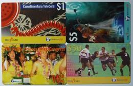 FIJI - 3 Remote Memory Specimens $1 Complimentary, 5 & 50 & GPT $10 - Fiji