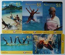 FIJI - 5 Remote Memory Specimens - Playtime $3, 5 & 10 - Fiji