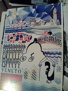 MUGGIA  EXPO CARTOLINA ILLUSTRATA PETRONIO N1985 GH17083 - Borse E Saloni Del Collezionismo