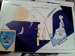 MUGGIA  EXPO CARTOLINA ILLUSTRATA NATALIA ZILLI N1985 GH17084 - Borse E Saloni Del Collezionismo