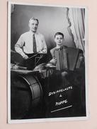 DESIMPELAERE & NOPPE ( Formaat PK ) Anno 19?? ( Klein Scheurtje / Details Zie Foto's ) ! - Célébrités