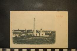 CP, 62, BERCK PLAGE, Le Phare Et La Ville - Berck