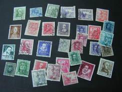 Spanien Lot - Sammlungen