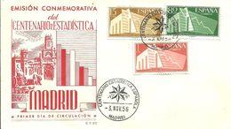 FDC 1956  ESTADISTICA - FDC