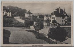 Herzogenbuchsee - Dorfpartie - BE Berne