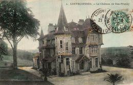 LOUVECIENNES LE CHATEAU DE BAS PRUNAY - Louveciennes