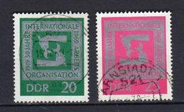 DDR   1517 - 1518   Gestempelt - DDR
